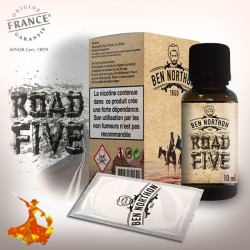 Eliquid Road Five Ben Northon