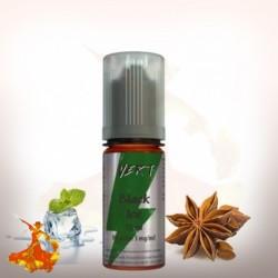 Eliquid Black ice Tjuice Vert