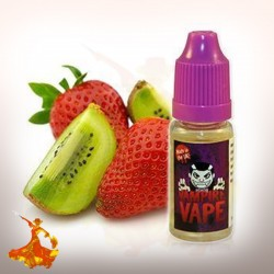 Eliquide Strawberry Kiwi Vampire Vape