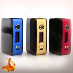 Box Wake Mod Co. Littlefoot 60W 2000mAh
