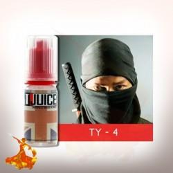 Arômes concentrés TY4 Tjuice10 ml / 30 ml