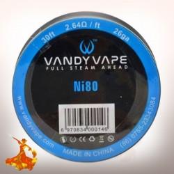 Ni80 30ft Vandyvape