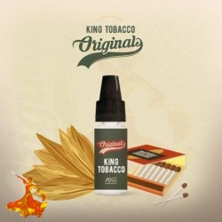 Eliquid King Tobacco Fifty Originals