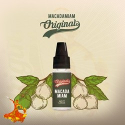 Eliquid Macadamiam Fifty Originals