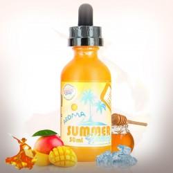 Eliquid Sun Tan Mango Summer Holiday