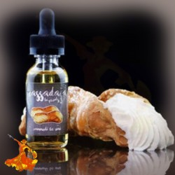 Eliquid Cannoli Be One Cassadaga Mix and Vape
