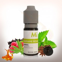 Eliquid Badiane Rouge MiNiMAL The FUU