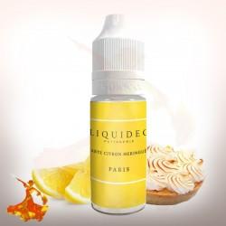 Eliquid Tarte au citron meringuée Liquideo Tentation