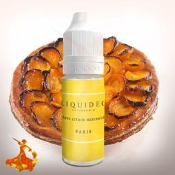 Eliquid Tarte abricots Liquideo Tentation