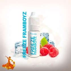 E liquid Freeze Framboyz Liquideo Evolution