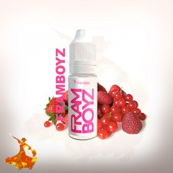 E liquid Framboyz Liquideo Evolution