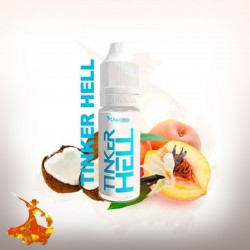 E liquid Tinker hell Liquideo Evolution
