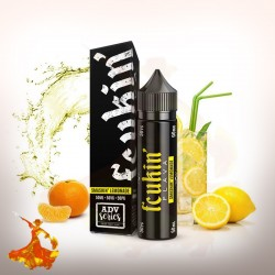 E liquid Smashin Lemonade Fcuking Flava Arôme boosté prêt à vaper