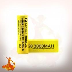 Accu Listman 18650 - 3000mah - 40A