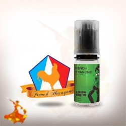 Eliquid Avap French Hexagone