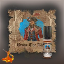 Eliquid Brody the black Bucaneer's Juice