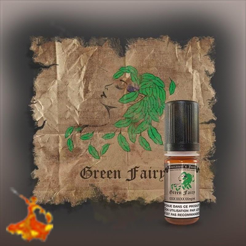 Eliquid Green Fairy Bucaneer's Juice
