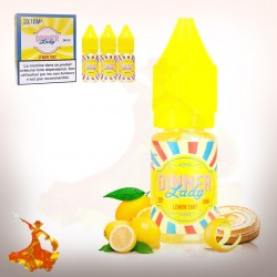 Eliquid Lemon Tart Dinner Lady