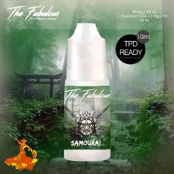 e-liquid Samouraï The Fabulous
