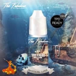 e-liquid Treasure The Fabulous