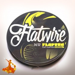 Flapton Kanthal 24/32 AWG FlatwireUK