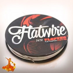 Flapton Stainless 316L 24/32 AWG FlatwireUK