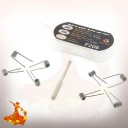 Coils Hybrid Alpha Braid 2 en 1 F205 - Geek Vape