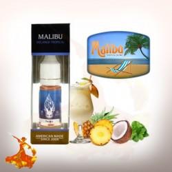e-liquid Malibu
