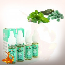 e-liquid Menthe Eucalyptus