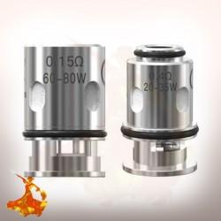 Mèche Cold Steel AIO XP Coil 0.15ohm / 0.4ohm Artery