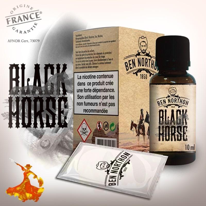 Eliquid Black Horse Ben Northon