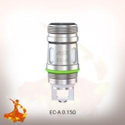 Mèches Melo 4S EC-A 0.15 ohm / 0.3 ohm / 0.5 ohm Eleaf