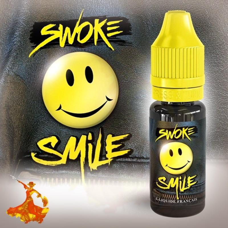 Eliquid Smiley Swoke