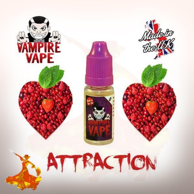 Eliquid Attraction Vampire Vape