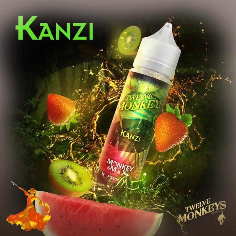 Eliquid Kanzi Twelve Monkeys