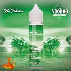 E liquid Voodoo Pomme The Fabulous Arôme boosté ( prêt à vaper )