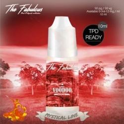 E liquid Voodoo Fraise The Fabulous Arôme boosté ( prêt à vaper )