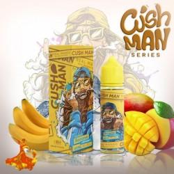 Eliquide Mango Banana Cush man Nasty Juice Arôme boosté prêt à vaper