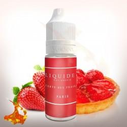 Eliquid Tarte aux fraise Liquideo Tentation