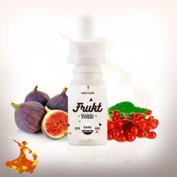 E liquid Vinbär Frukt ou Arôme Boosté prêt à vaper