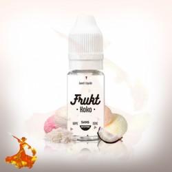 E liquid Koko Frukt ou Arôme Boosté prêt à vaper