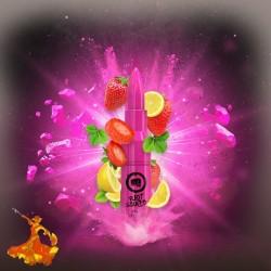 E liquid Pink Grenade Riot labs Arôme boosté prêt à vaper