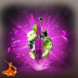 E liquid Grapple et Slapcurrant Riot Labs Arôme boosté prêt à vaper