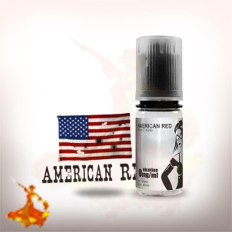 Eliquid American Red Avap