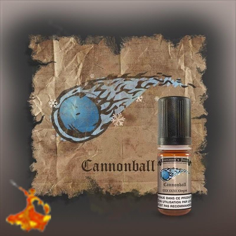 Eliquid Cannonball - Bucaneer's Juice