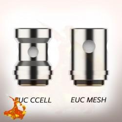 Résistance EUC CCELL 1.0ohm / Meshed 0.6ohm Vaporesso