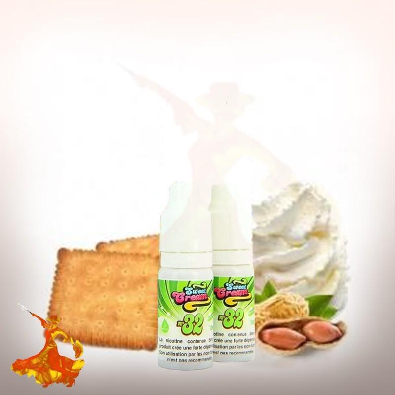 Eliquid Sweet Cream 32 Eliquid France