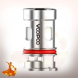 Résistances Mesh PnP VM4 0.6ohm pour Vinci Pod Voopoo