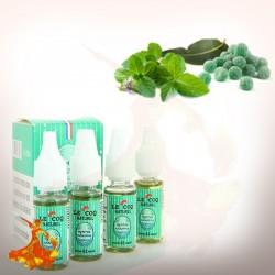e-liquid Menthe Eucalyptus Le Coq Prenium
