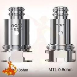 Mèche Mesh Nord 0.6ohm/ MTL 0.8ohm Smok tech